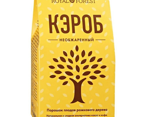 Royal Forest КЭРОБ Необжаренный